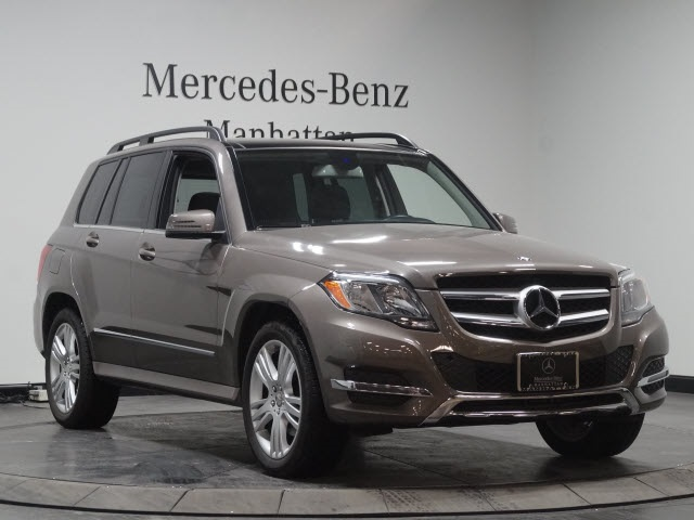 certified pre owned 2014 mercedes benz glk glk 350 suv in new york 702538 mercedes benz manhattan. Black Bedroom Furniture Sets. Home Design Ideas